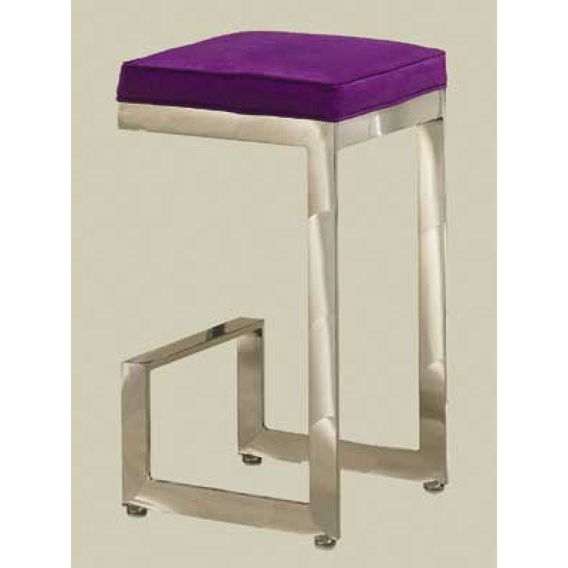 30 Backless Bar Stool By Johnston Casuals Metal Contemporary Stools