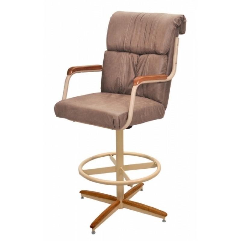 Sensational Douglas Casual Living Diana Swivel 30 Bar Stool Dailytribune Chair Design For Home Dailytribuneorg