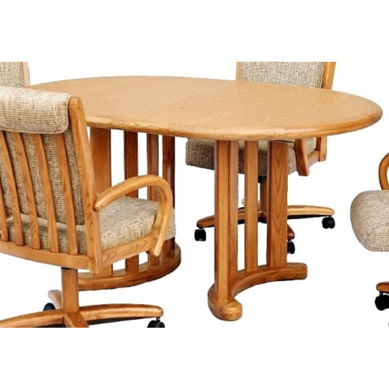Chromcraft Furniture T717 85 Laminate Dining Table