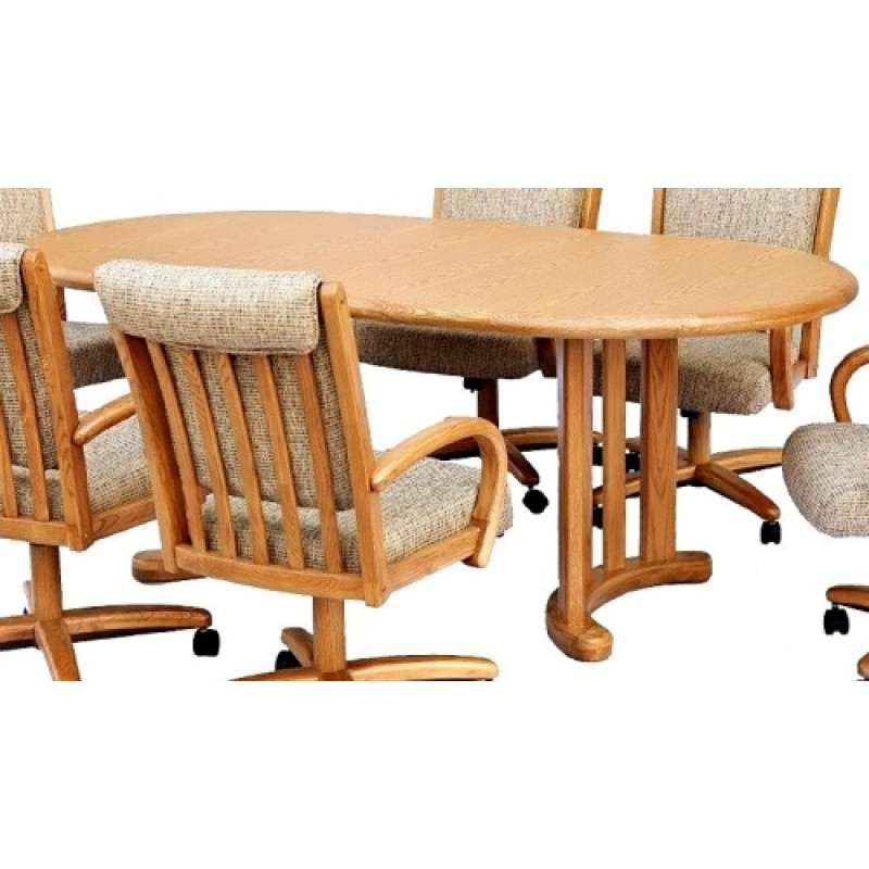 Chromcraft Furniture T817 77 Laminate Dining Table