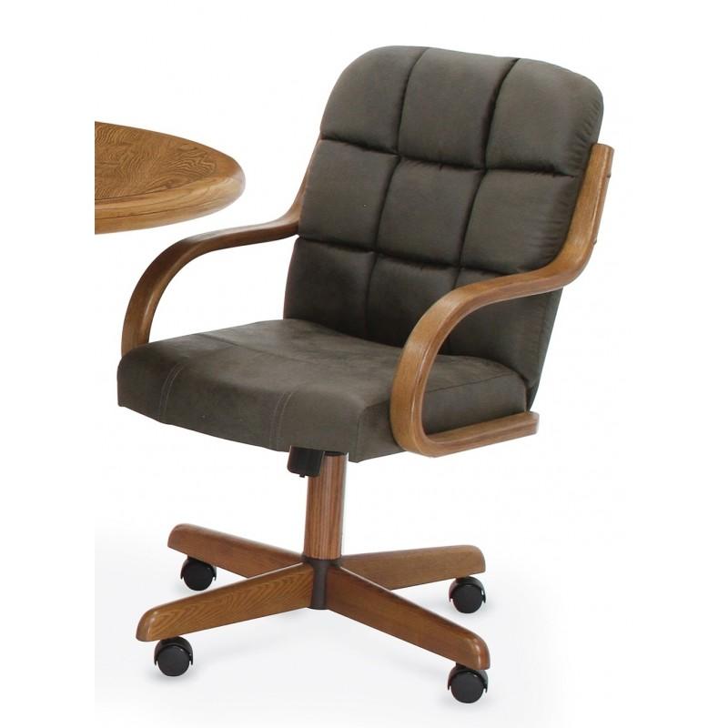 Douglas Furniture: Douglas Furniture Meghan Swivel Rocker Roller Chair