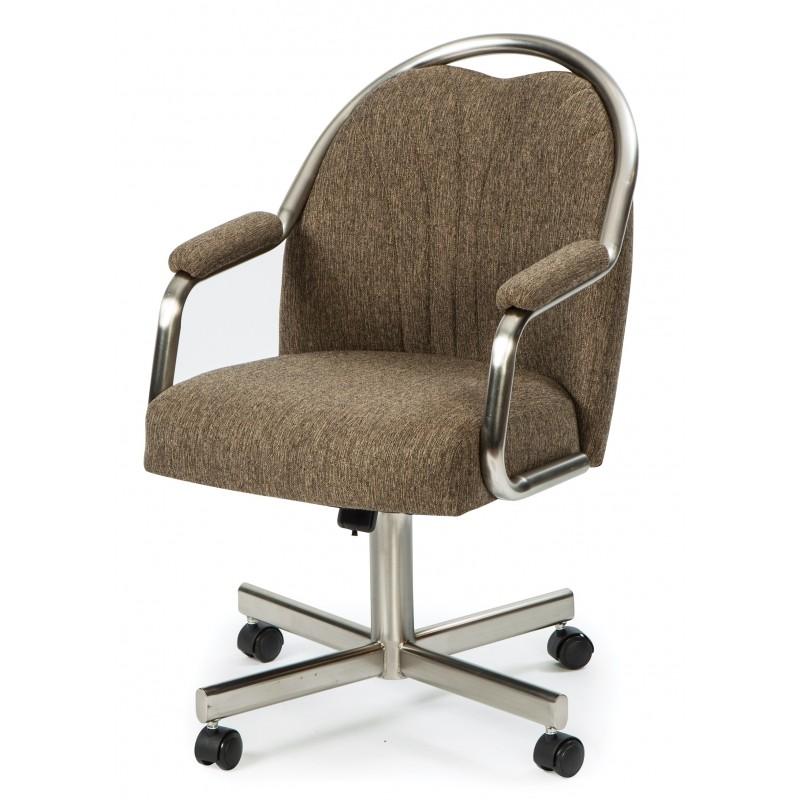 Strange Chromcraft Km189 Kp01 Swivel Tilt Caster Chair Cjindustries Chair Design For Home Cjindustriesco