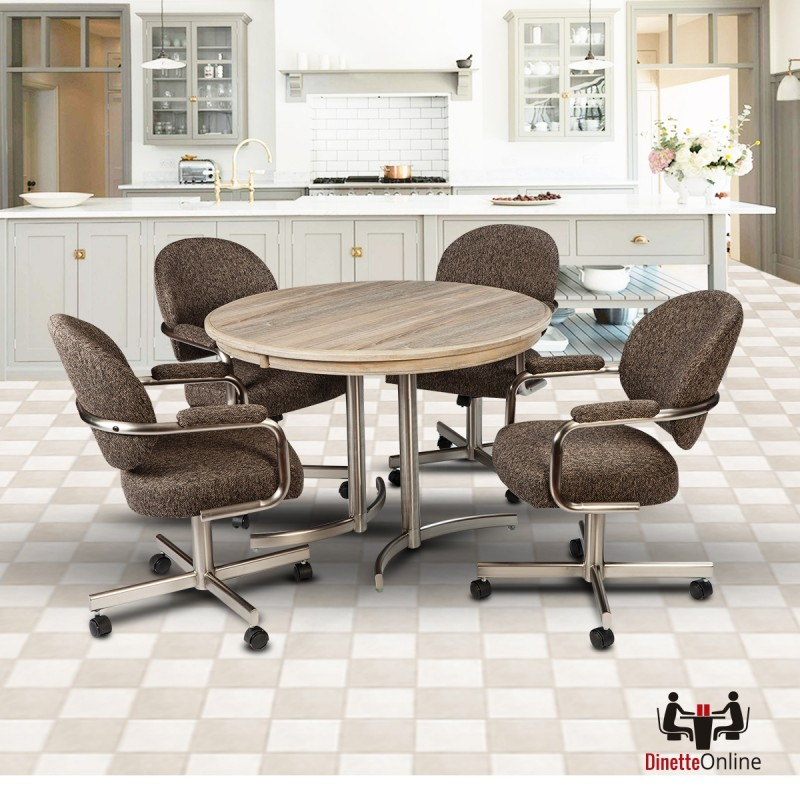 Dining Sets Online: Chromcraft Kitchen Decor Rhodes Dining Set