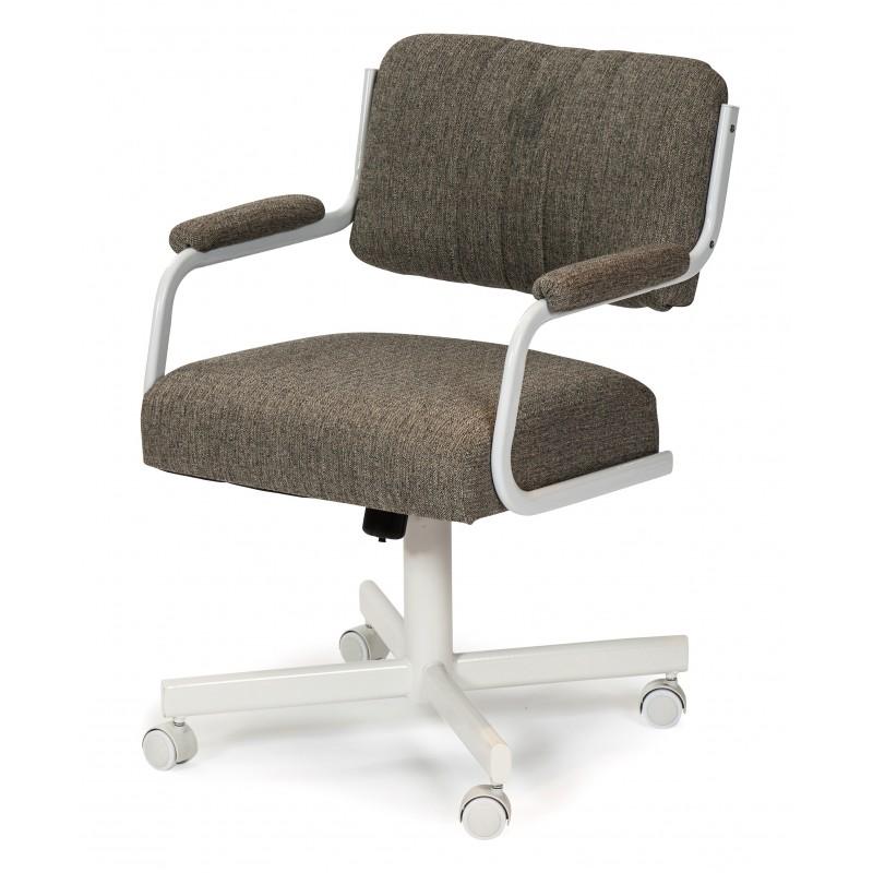 Chromcraft KM96-KP01 Swivel Tilt Caster Chair