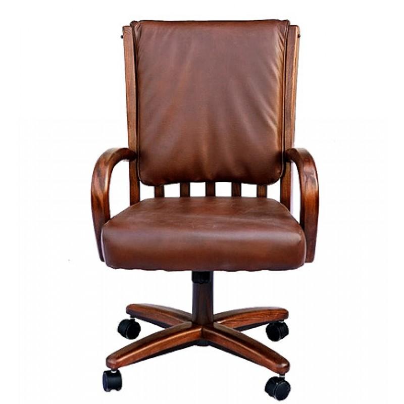 Chromcraft C177 936 Swivel Tilt Caster Chairs