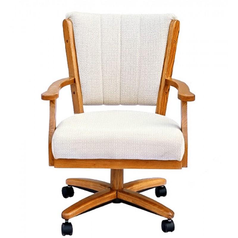 Fabulous Chromcraft C178 946 Swivel Tilt Caster Arm Chair Cjindustries Chair Design For Home Cjindustriesco