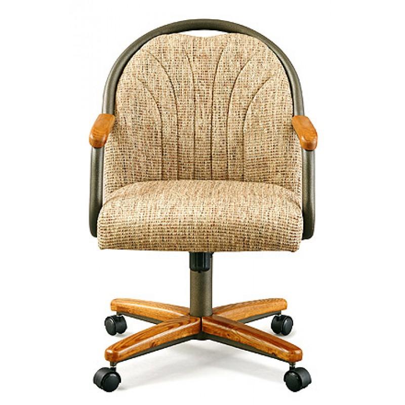 Peachy Chromcraft C188 945 Swivel Tilt Caster Chairs Cjindustries Chair Design For Home Cjindustriesco