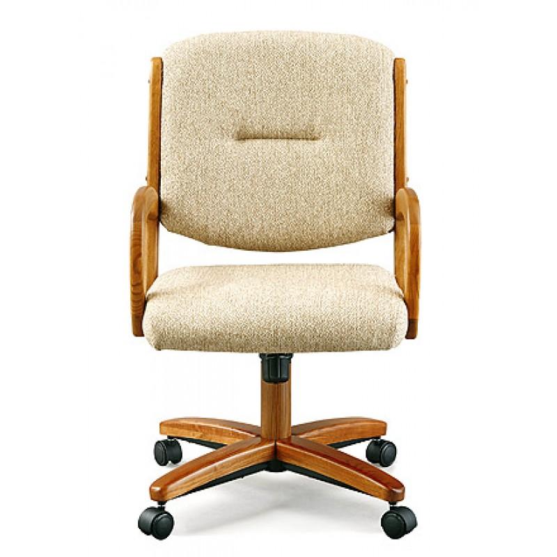Chromcraft  C176-936 Swivel Tilt Caster Chair