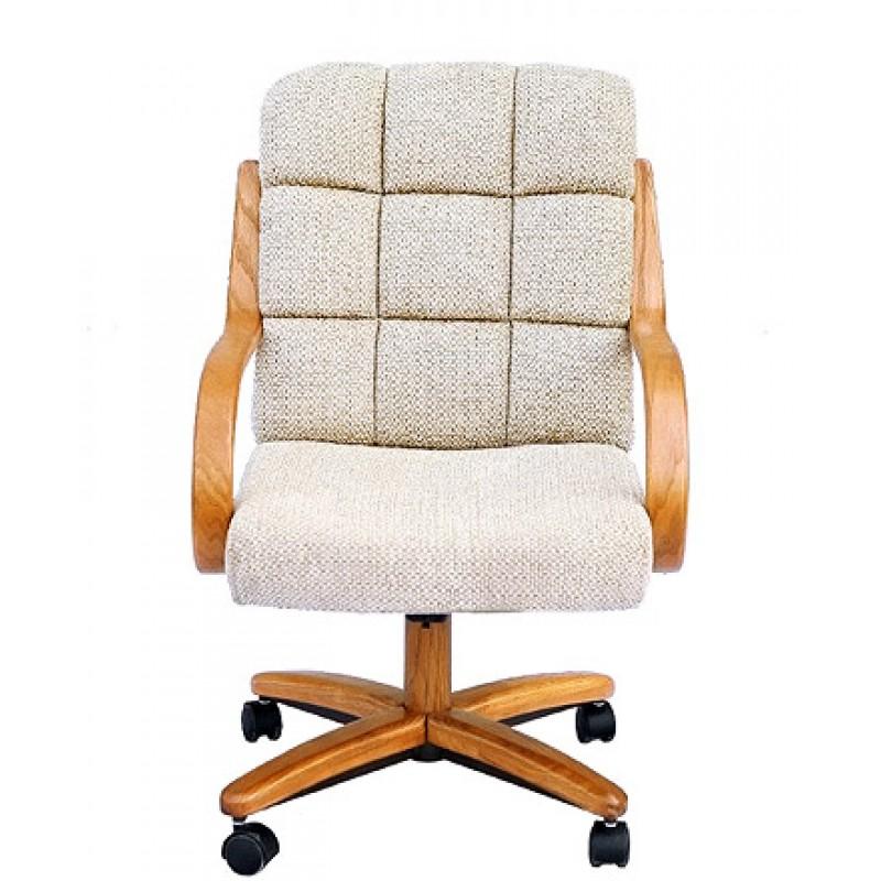 Chromcraft C117-936 Swivel Tilt Caster Chairs