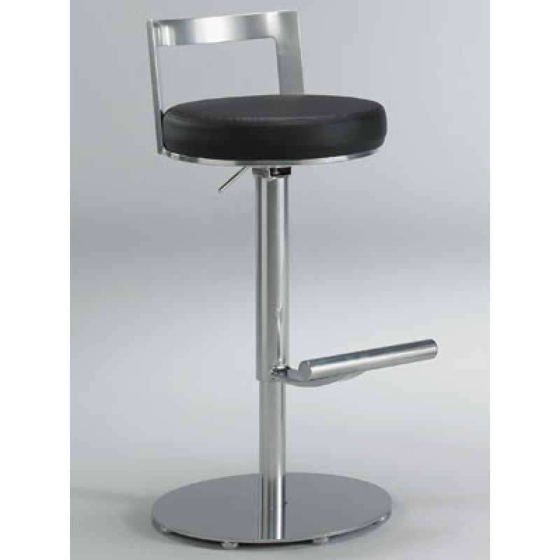 Adjustable Swivel Bar Stool Adjustable Contemporary Bar