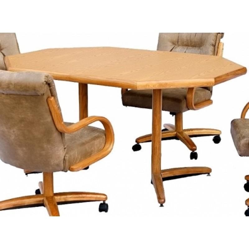 Chromcraft Furniture T154-456 Laminate Dining Table
