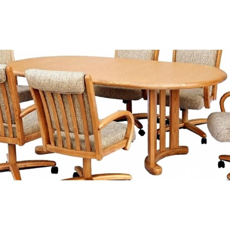 Chromcraft Furniture T817-77 Laminate Dining Table