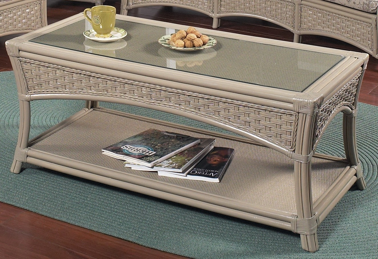 Classic Rattan Riviera Coffee Table Dinette Online