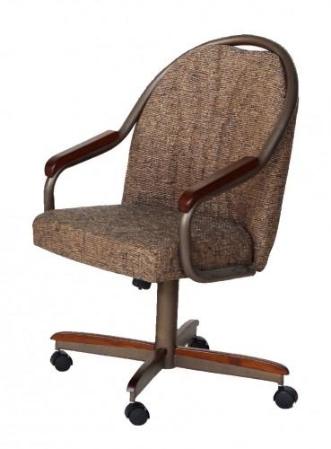 Hunter Douglas Casual Living Swivel Dinette Chair