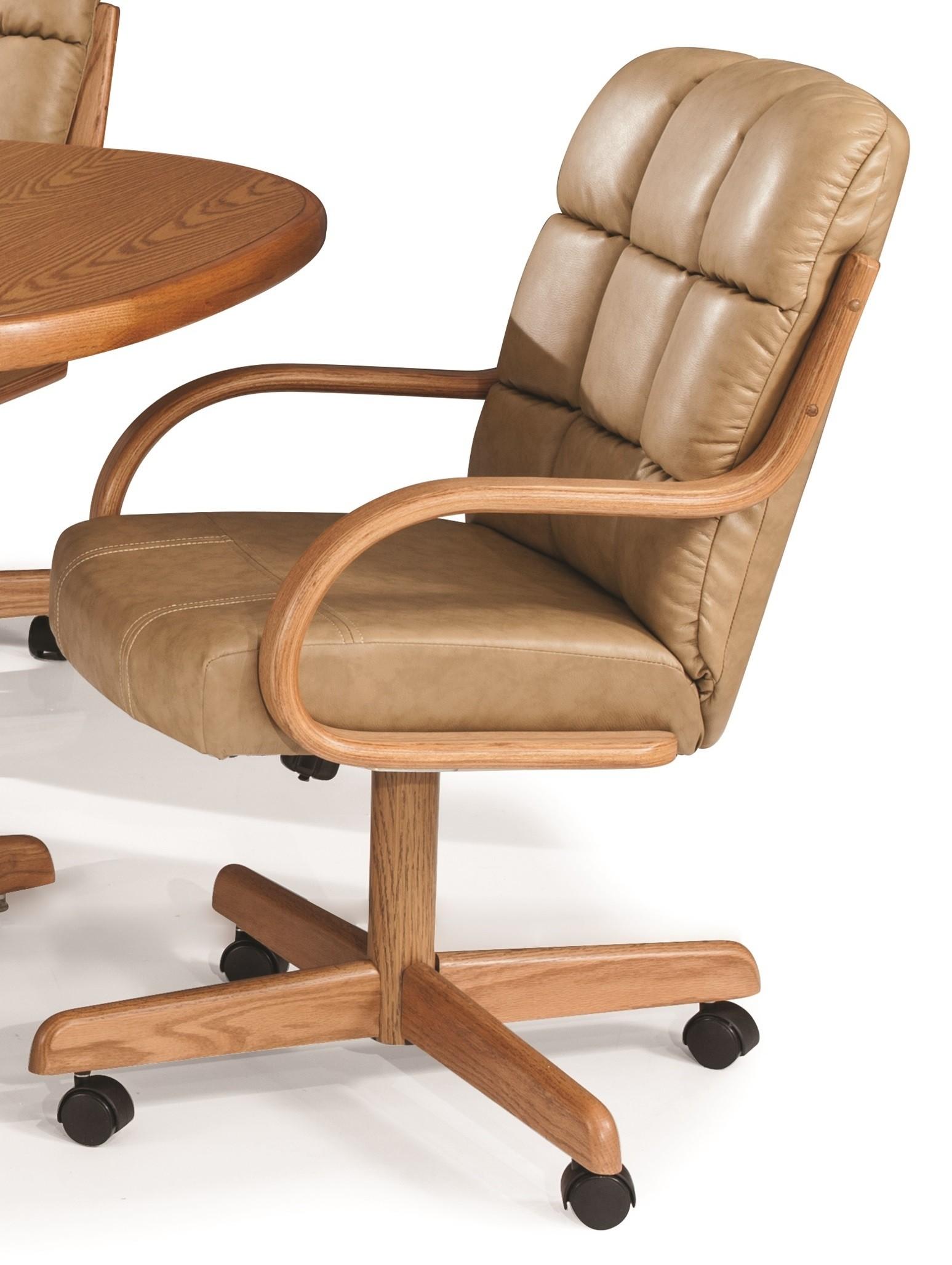 Douglas Casual Living Natasha Caster Dining Chair Set Of 2