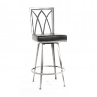 "Johnston Casuals Luca Gothic 26"" Swivel Bar Stool 1529G-26"