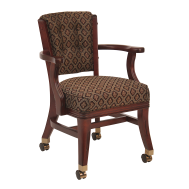 Darafeev 960 Club Chair with Casters