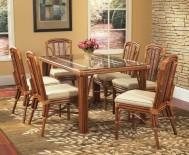 Classic Rattan Bayview 7PC Dining Set