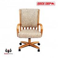 Chromcraft Quick Ship C177-936 Swivel Roller Rocker Chairs
