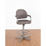 Tempo Like Dayton 26 Daytona Swivel Bar Stool by Callee