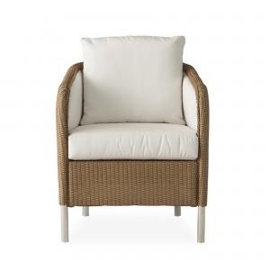 Lloyd Flanders Visions Dining Arm Chair