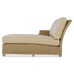 Lloyd Flanders Hamptons Right Arm Chaise