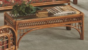 Classic Rattan Caliente Coffee Table