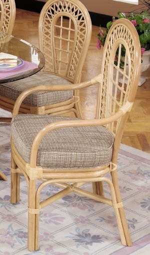 Classic Rattan Caliente Arm Chair
