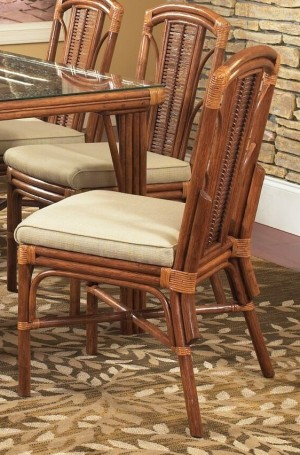Classic Rattan Bayview Dining Chair