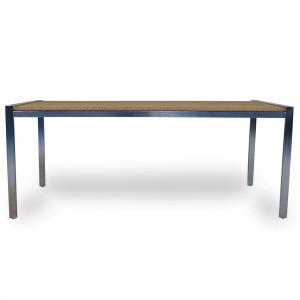 "Lloyd Flanders Elements 71"" Rectangular Dining Table"