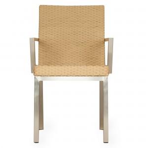 Lloyd Flanders Elements Dining Arm Chair