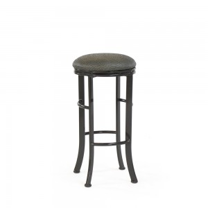 "Johnston Casuals Circus Backless 30"" Swivel Barstool, 2529-30"