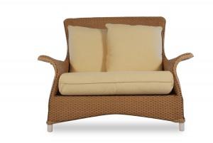 Lloyd Flanders Mandalay Chair & a Half