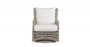 Lloyd Flanders Mackinac High Back Swivel Glider Lounge Chair
