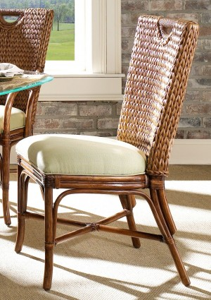 Classic Rattan Callaway Side Chair
