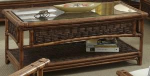 Classic Rattan Raffles Coffee Table