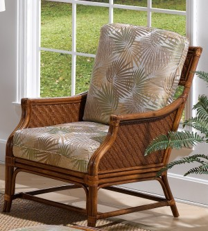 Classic Rattan Edgewater Lounge Chair