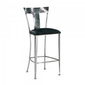"Johnston Casuals Tribecca Contemporary 26"" Swivel Bar Stool 4719-26"