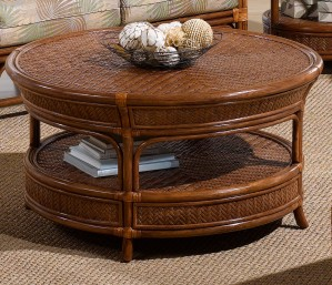 Classic Rattan Edgewater Coffee Table
