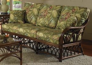 Classic Rattan Orchard Park Sofa