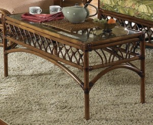 Classic Rattan Orchard Park Coffee Table