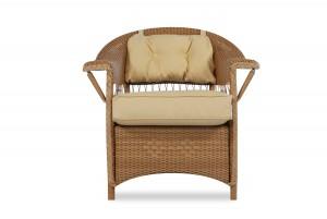 Lloyd Flanders Nantucket Dining Arm Chair