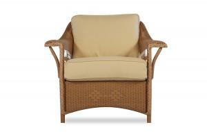Lloyd Flanders Nantucket Lounge Chair