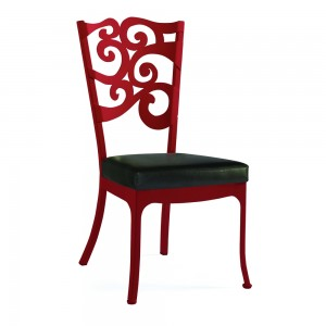 Johnston Casuals Francesca Dining Side Chair 6611