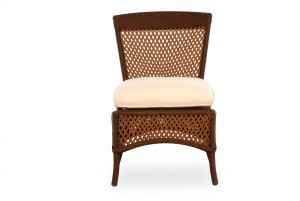 Lloyd Flanders Grand Traverse Armless Dining Chair