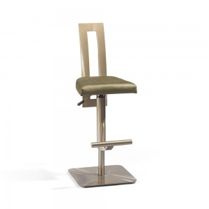 Johnston Casuals Bramante Pneumatic Bar Stool