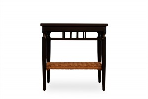 """Lloyd Flanders Low Country 24"""" Rectangular End Table"""