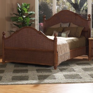 Classic Rattan Hampton Road Queen Bed
