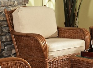Classic Rattan Bodega Bay Lo Back Lounge Chair