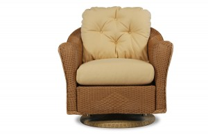 Lloyd Flanders Reflections Swivel Glider Lounge Chair